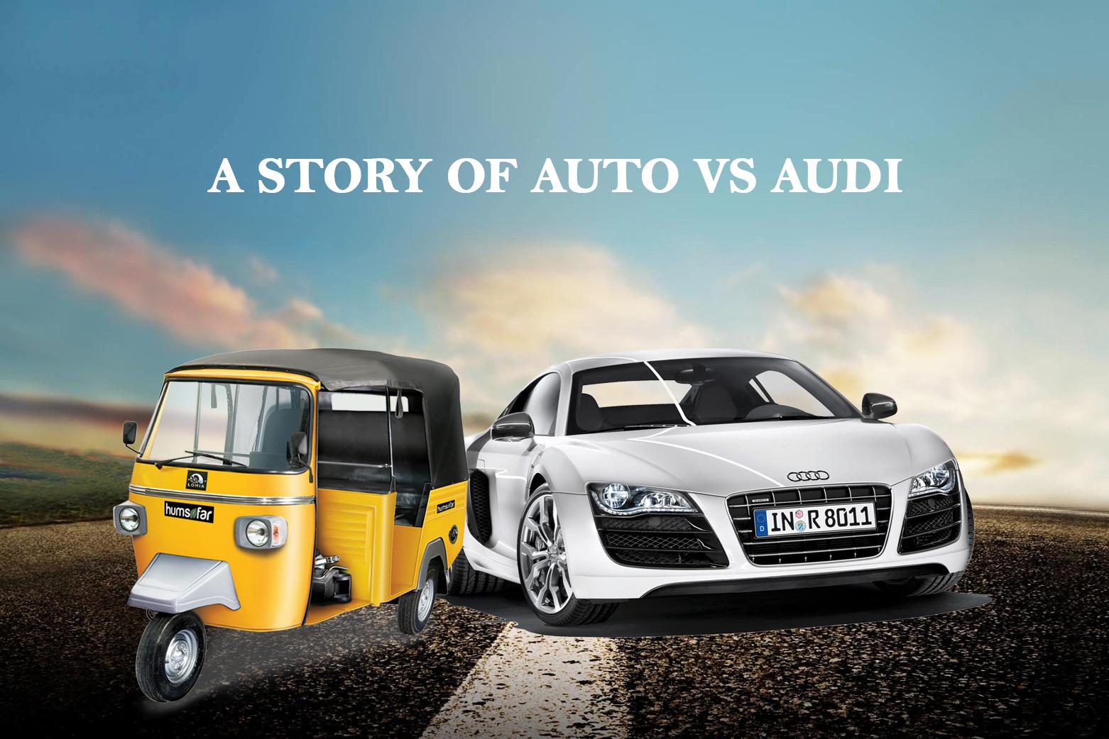 Auto Vs Audi A Career Counselling Conversation Segment