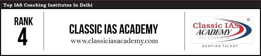 Rank 4- Best IAS Coaching In Delhi
