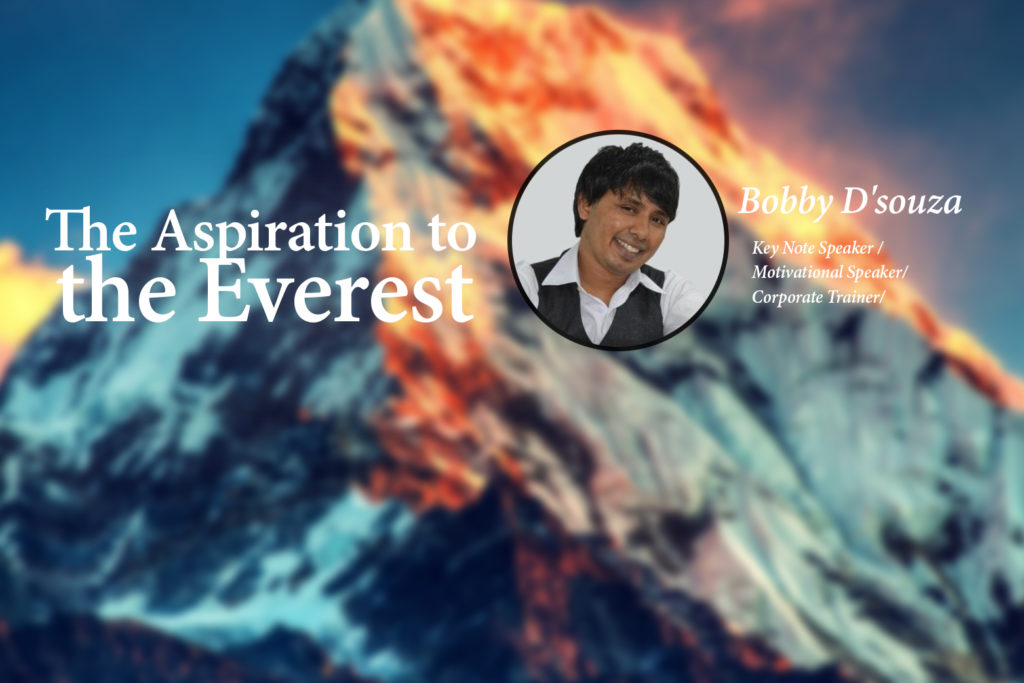 Aspiration to Everest