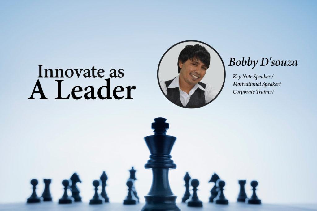 Innovate as a Leader