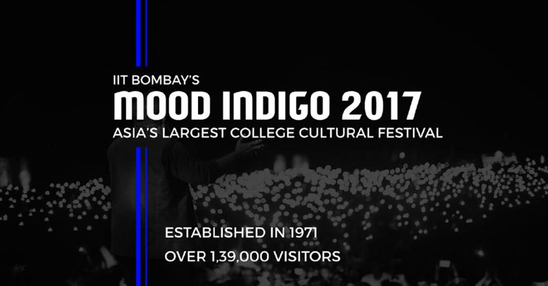 mood indigo 2017carnivalannual iit bombay cultural fest