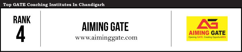 Aiming Gate-Gate Coaching Institute in Chandigarh