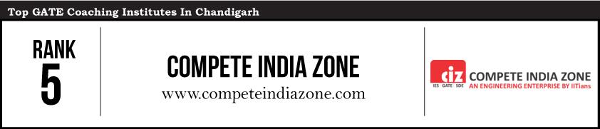 Compete India-Gate Coaching Institute in Chandigarh