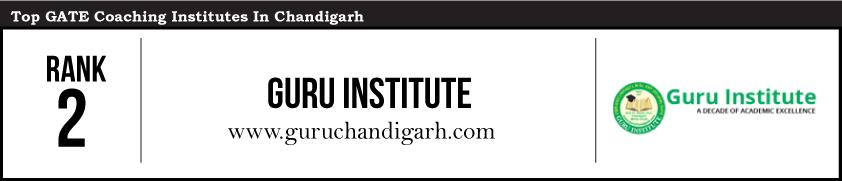 Guru Institute-GGate Coaching Institute in Chandigarh