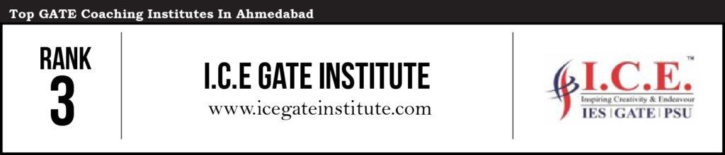 GATE-Ahmedabad_Rank 3