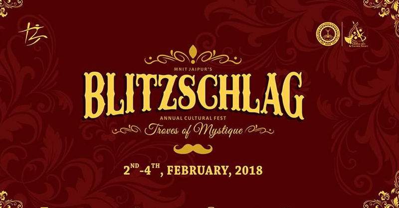 Blitzschlag- Annual Cultural Fest