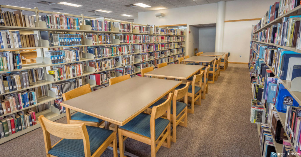 top 10 reading libraries in pune