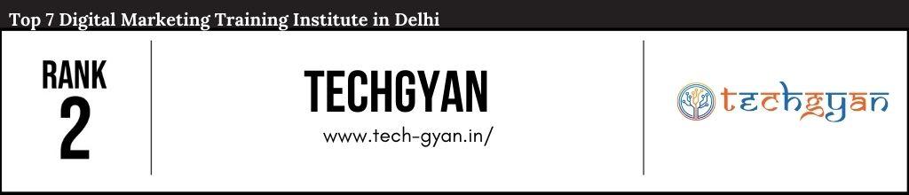 Rank 2 digital marketing training institute in delhi