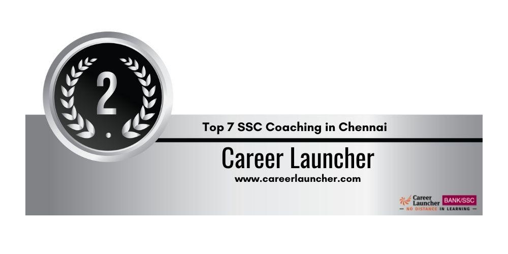 Rank 2 ssc coaching centre chennai