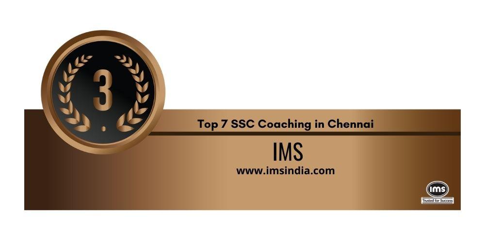 Rank 3 ssc coaching centre chennai