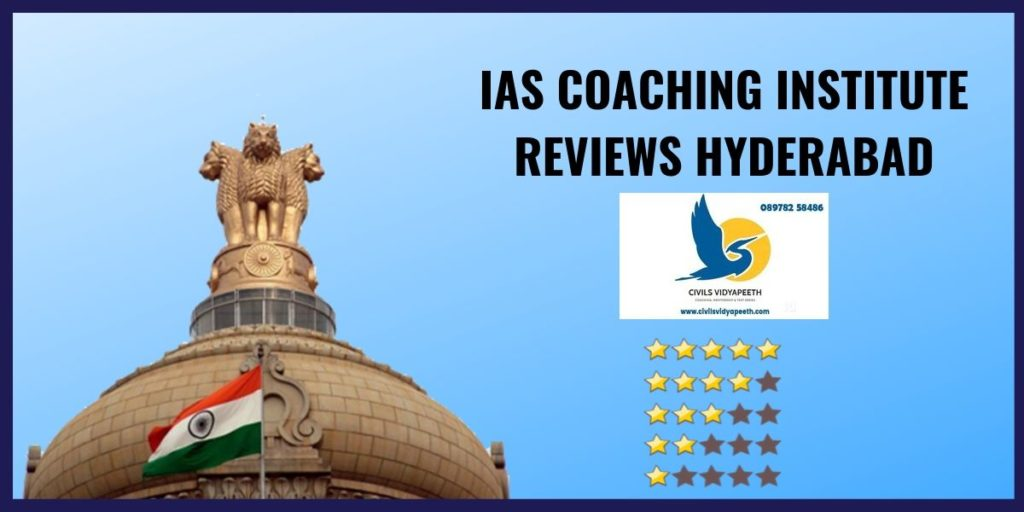 Review on IAS Coaching In hyderabad