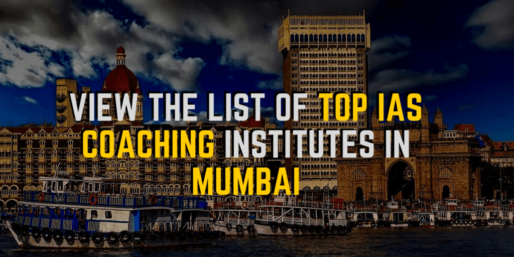 list of top ias coaching institutes in mumbai