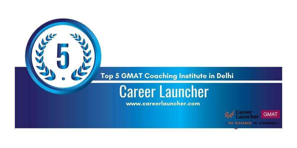 GMAT Delhi Rank 5