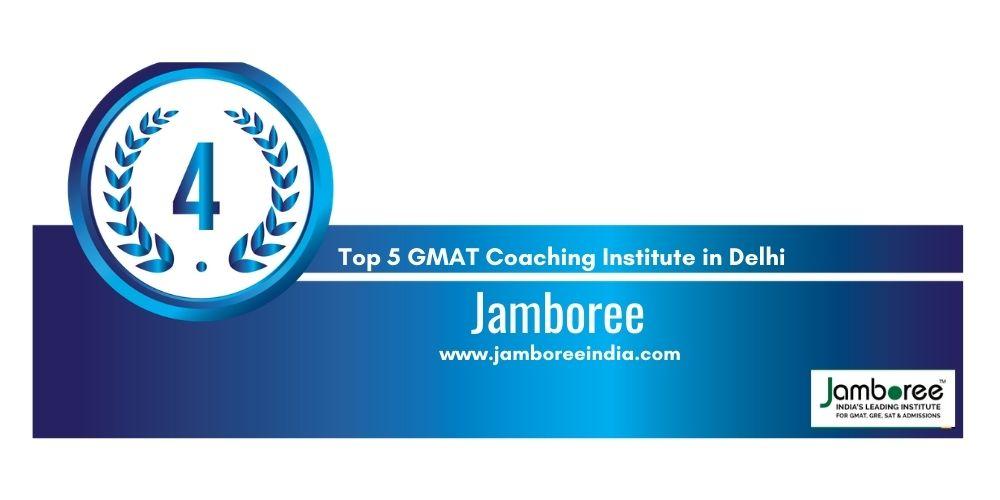 GMAT Classes in Delhi Rank 4