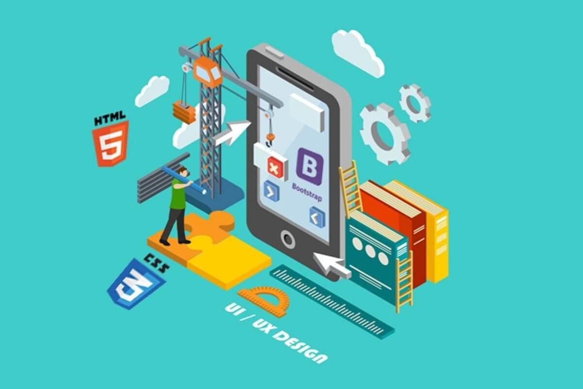 UI/UX Development Frameworks (HTML, CSS, Bootstrap etc.)