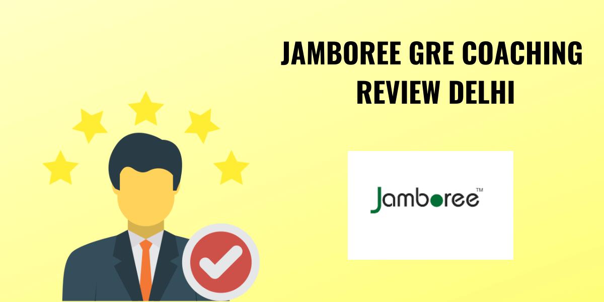 jamboree gre coaching