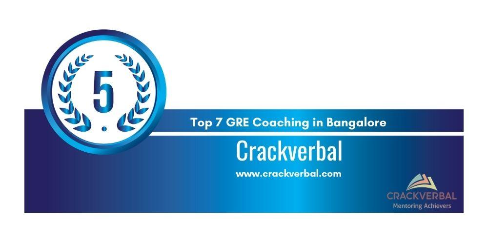GRE Coaching in Bangalore 5