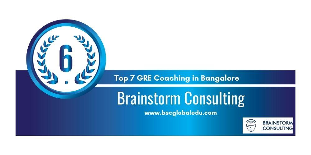 GRE Bangalore 6