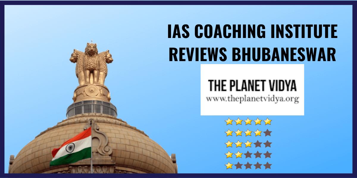 The Planet Vidya IAS Academy