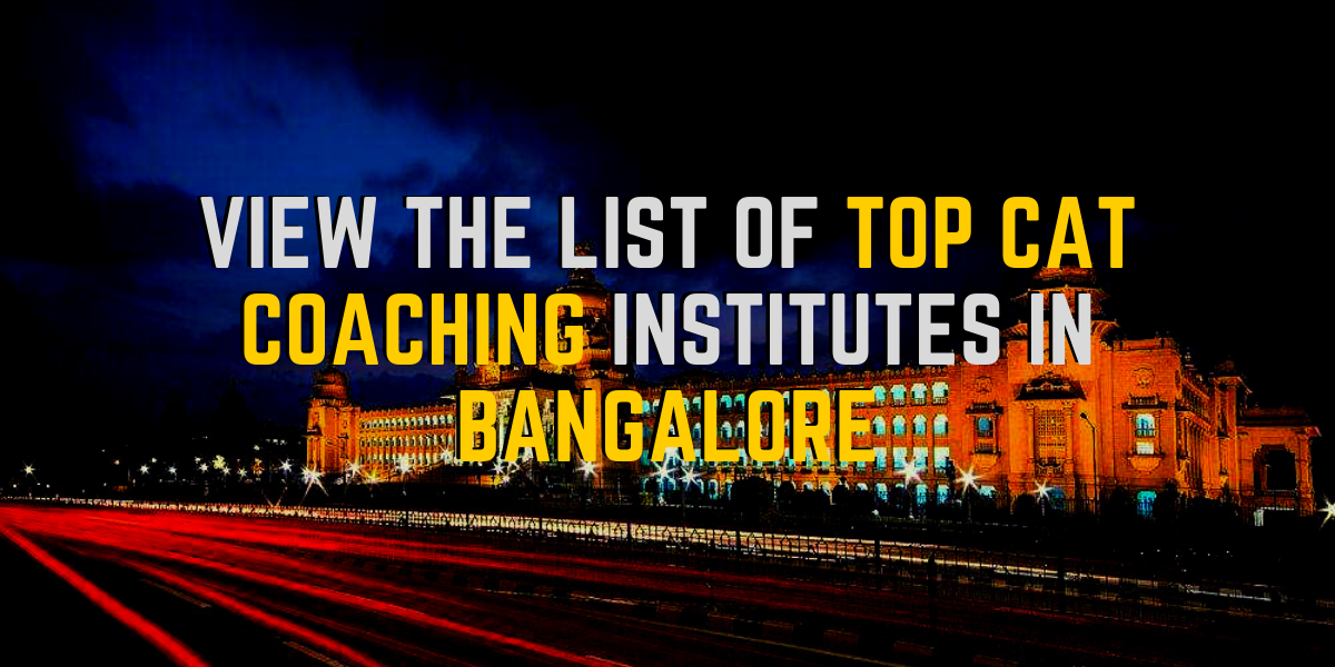 list of top cat coaching in bangalore