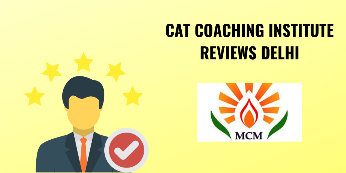 M.C.M. Competitive Classes CAT institute