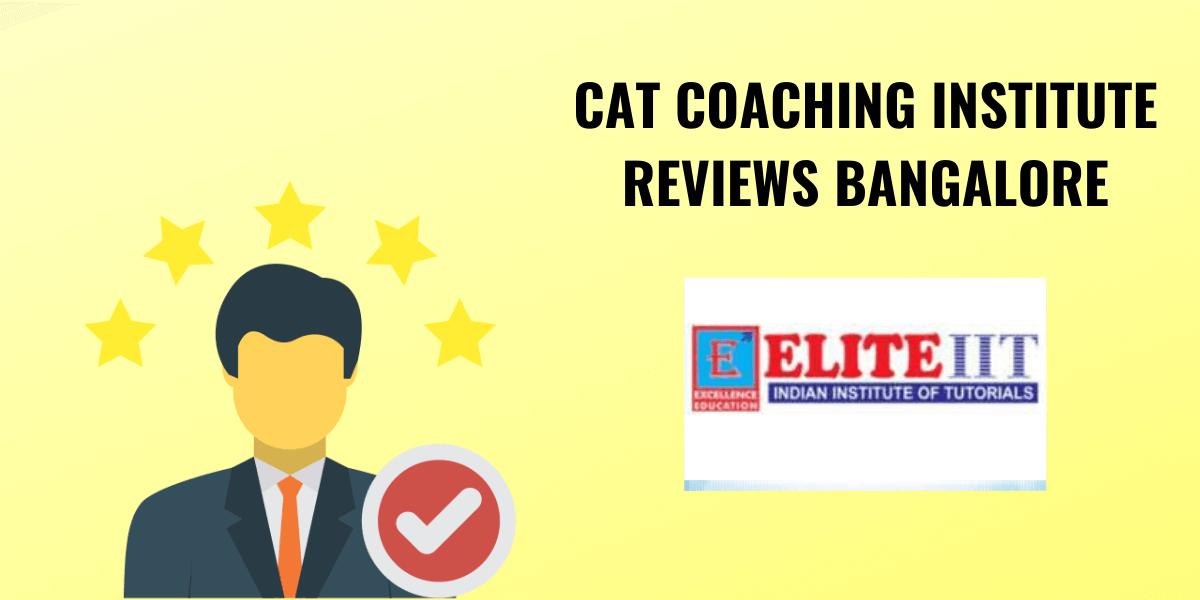 Elite IIT CAT institute