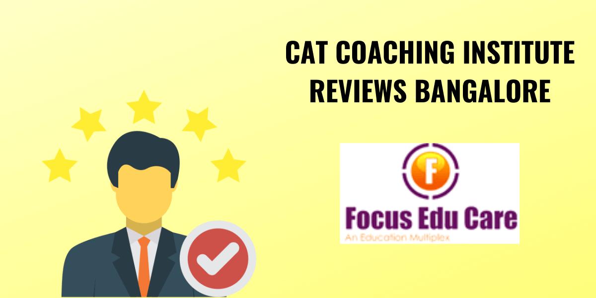 Focus Edu Care CAT institute