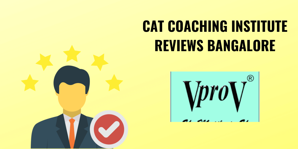 VproV CAT INSTITUTE