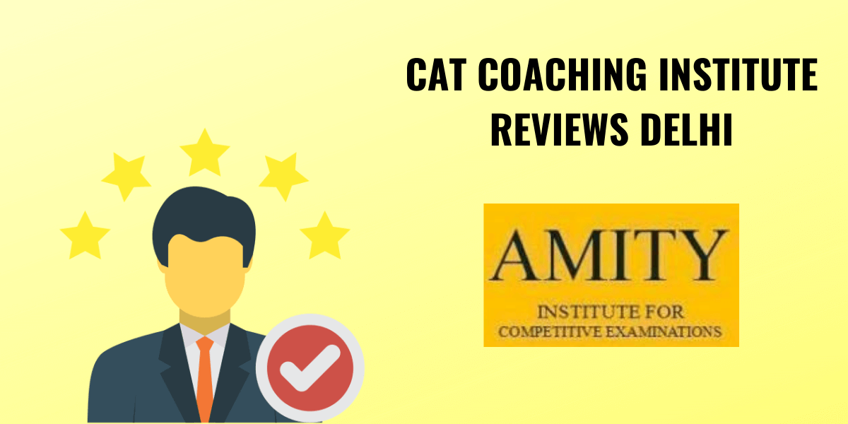 Amity Institute CAT institute