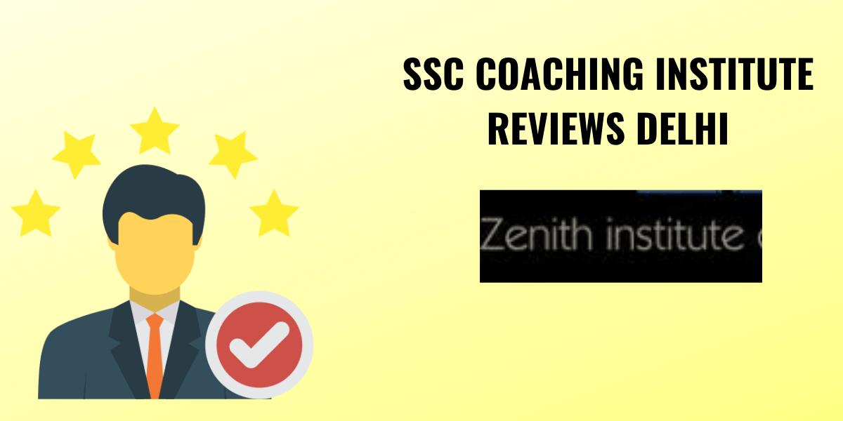 Zenith SSC Institute