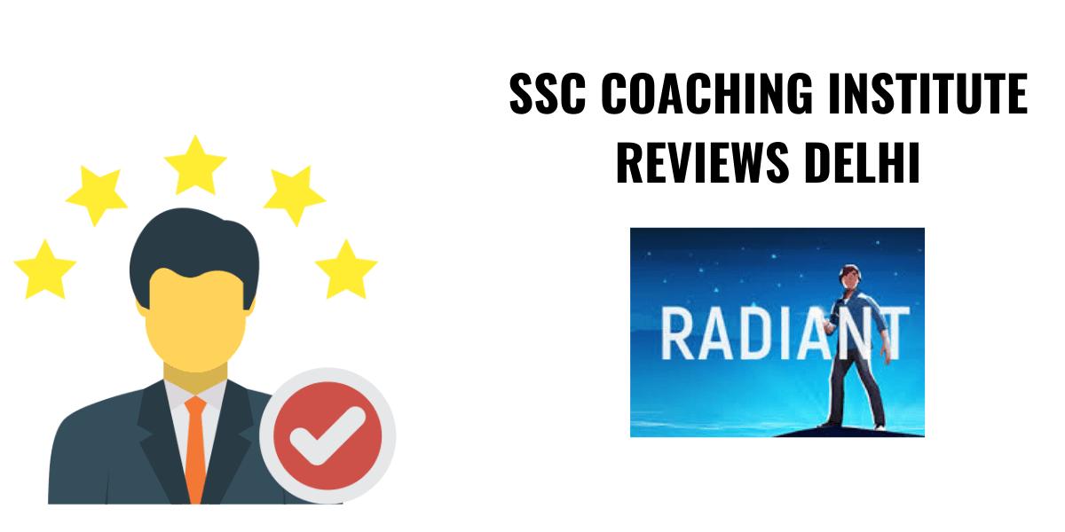 Radiant Education SSC Institute
