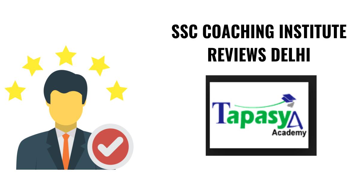 Tapasya SSC Institute