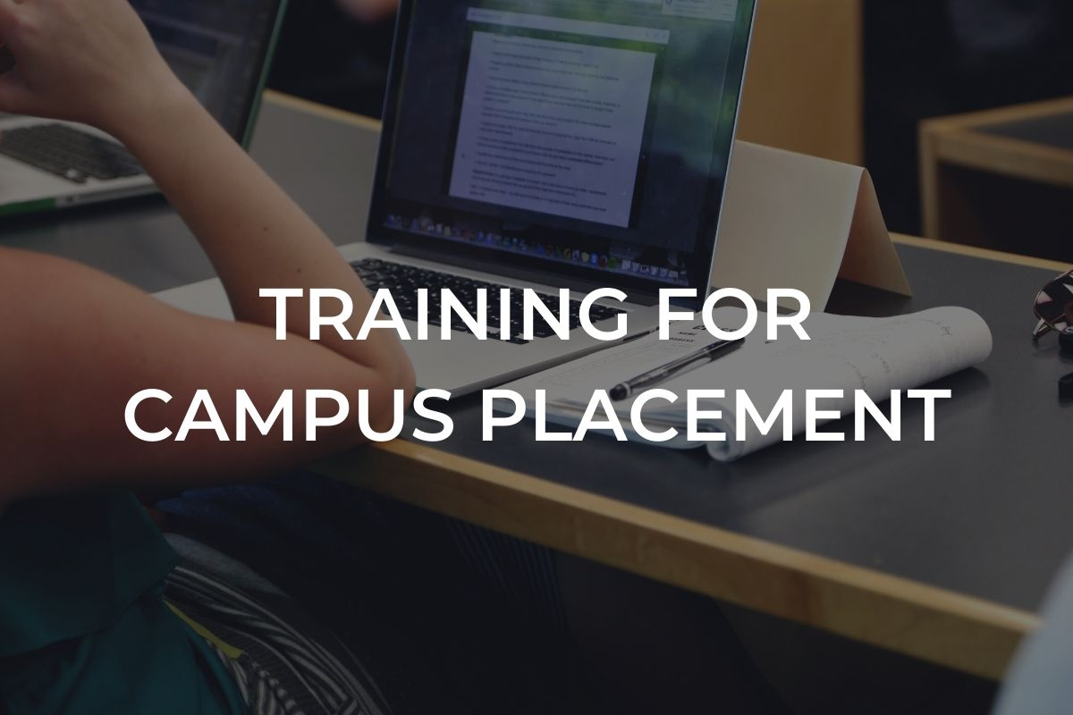 Training for Campus Placement