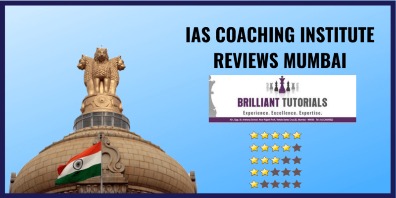 Brilliant Tutorials IAS Academy