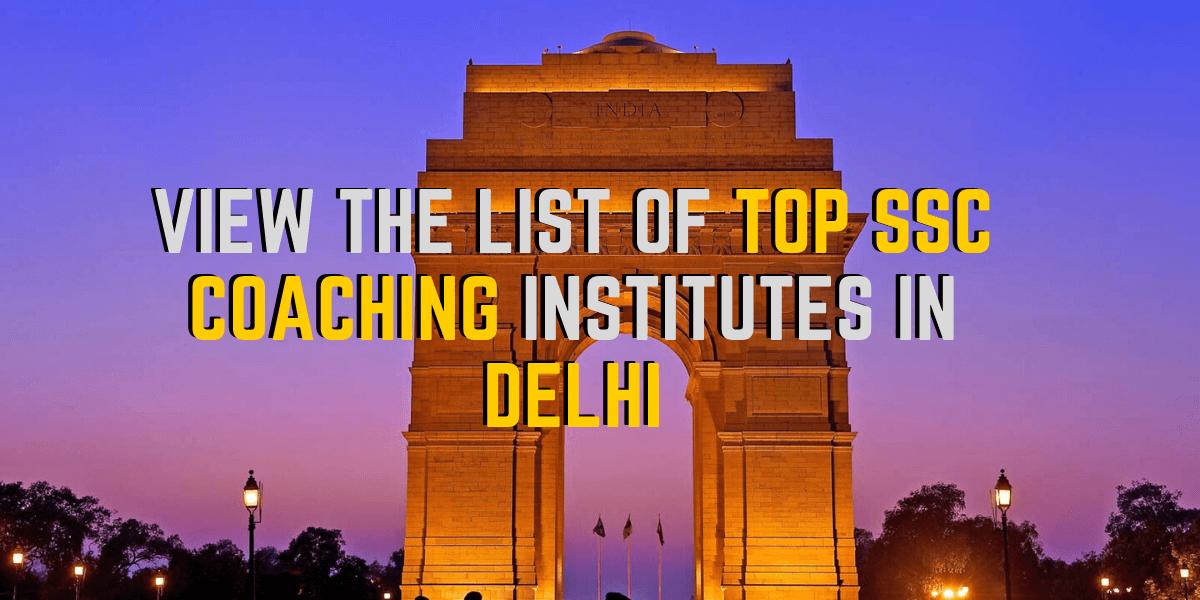 SSC Banner Delhi