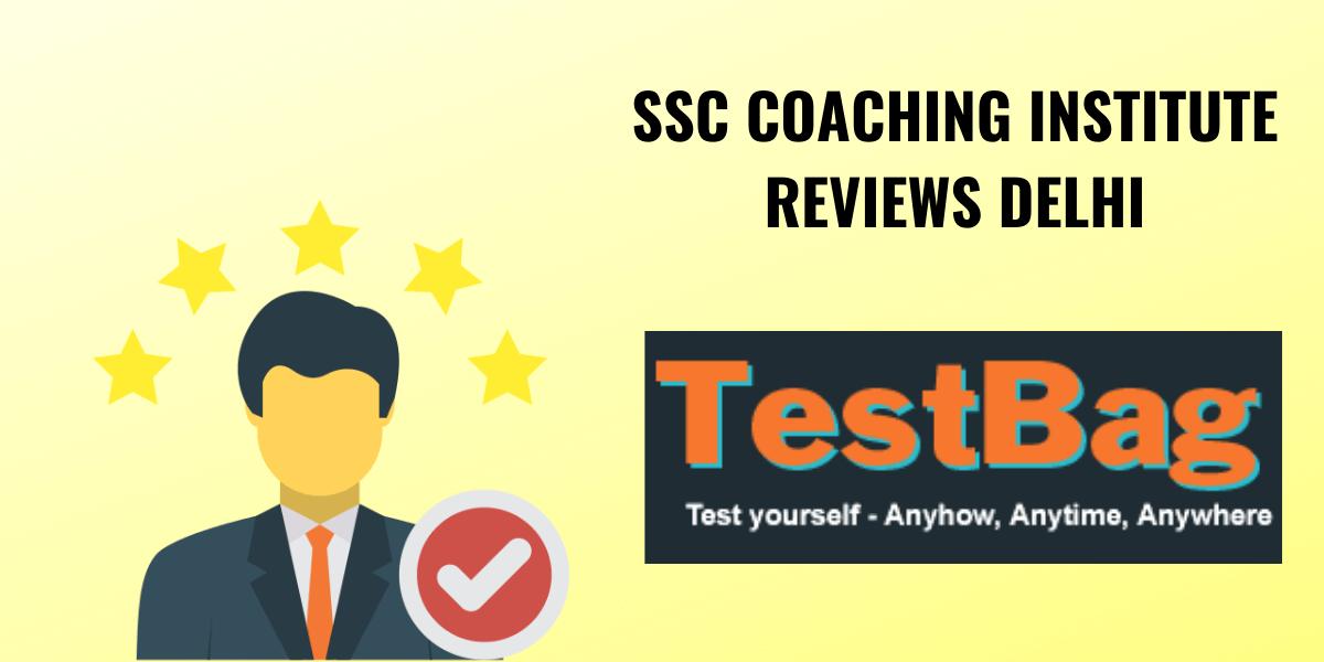 TestBag SSC institute
