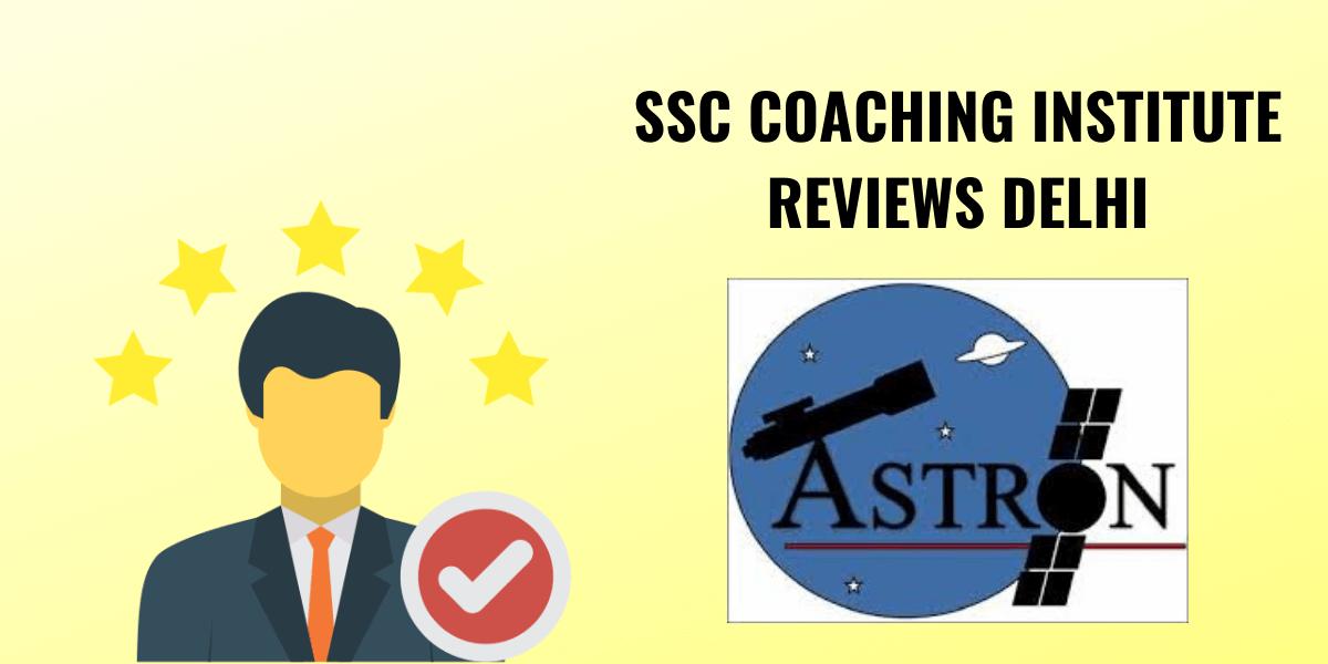 Astron Career Institute ssc institute