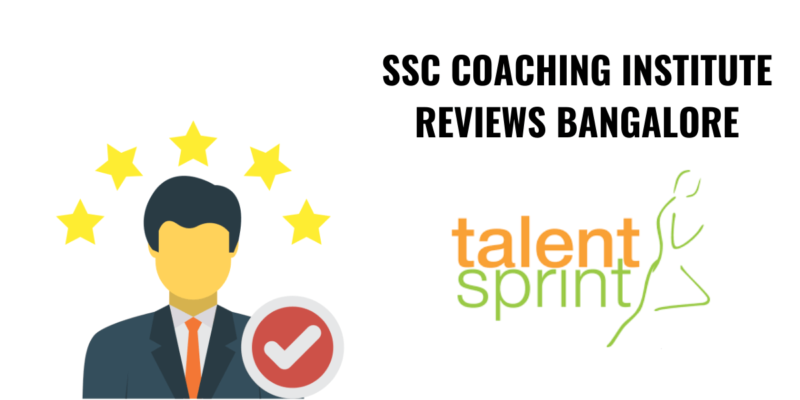 TalentSprint SSC Institute