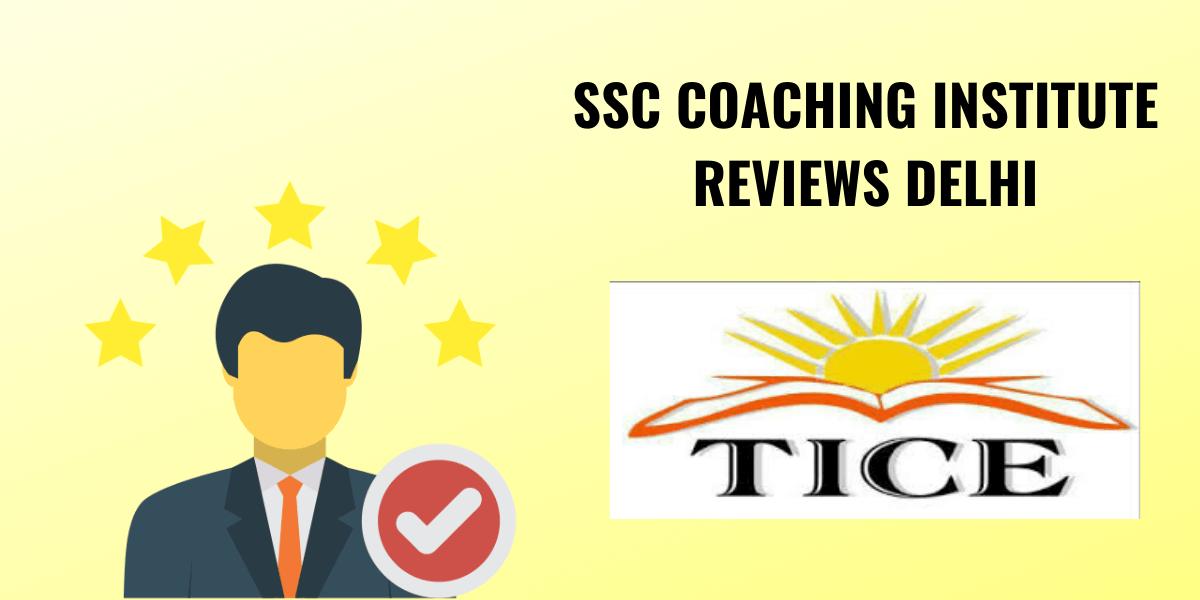 TICE SSC institute