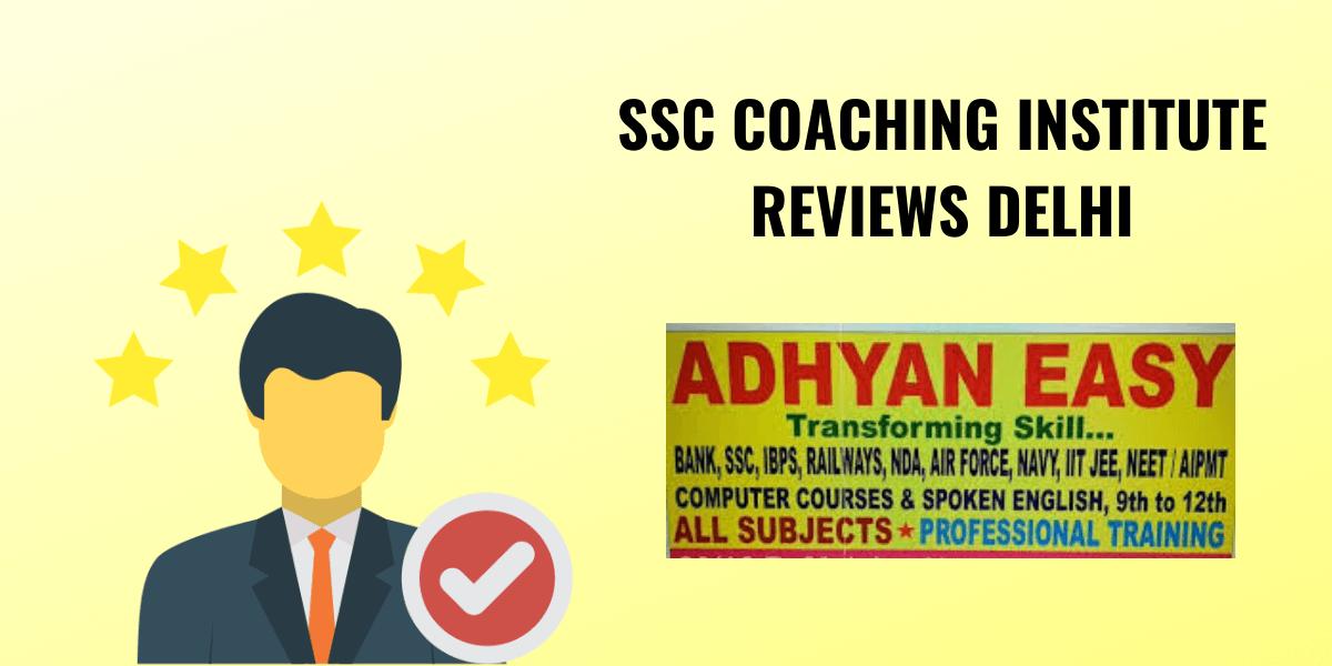 Adhyan Easy SSC Institute