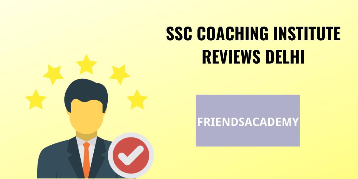 New Firends SSC Institute