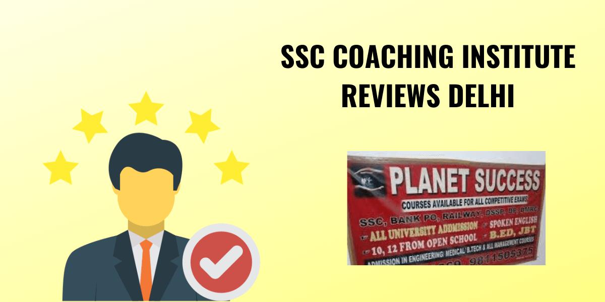 Planet Success SSC Institute