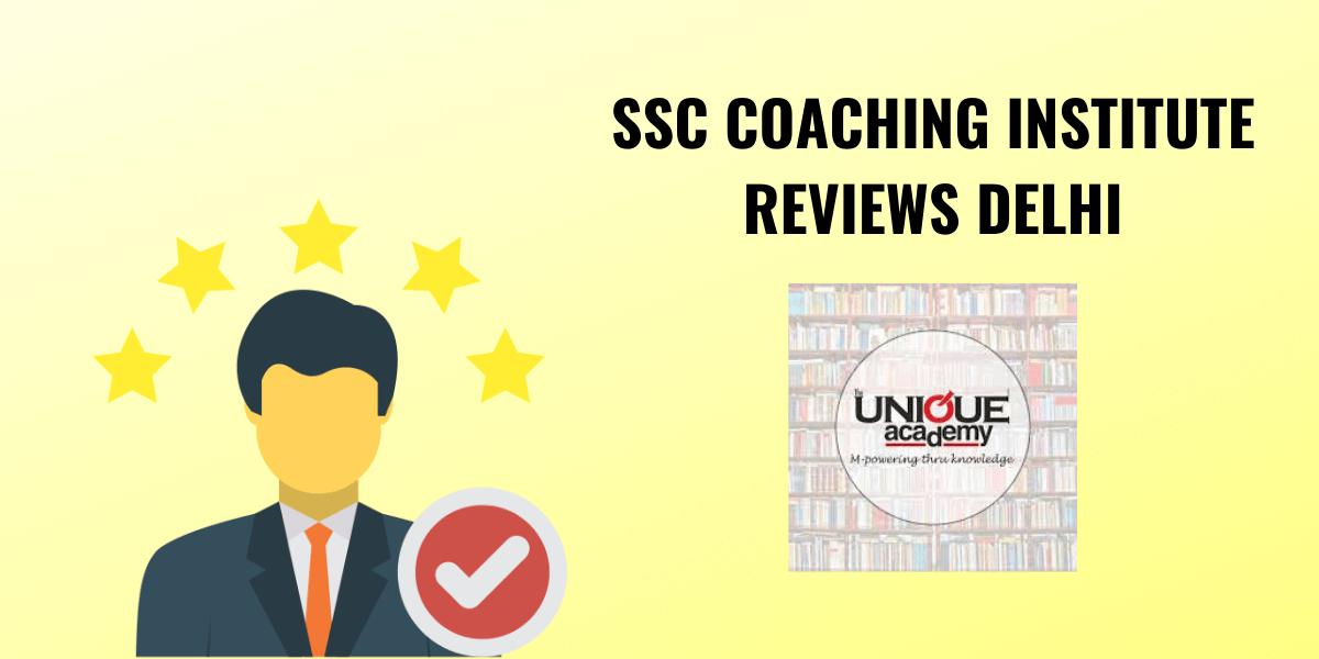 Unique SSC Institute