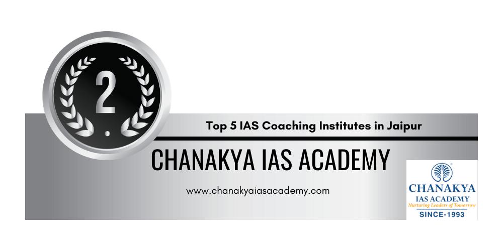 rank 2 ias coaching institutes in jaipur