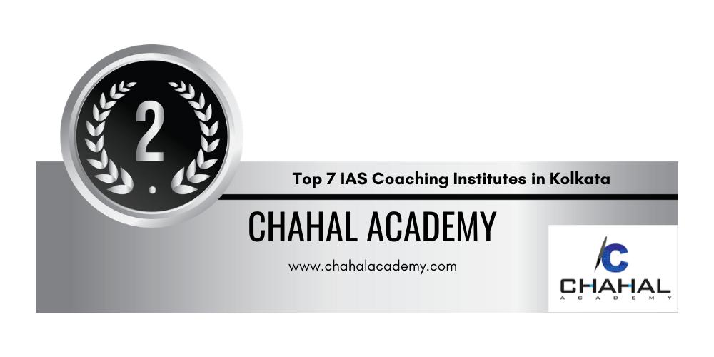 rank 2 ias coaching institutes in kolkata