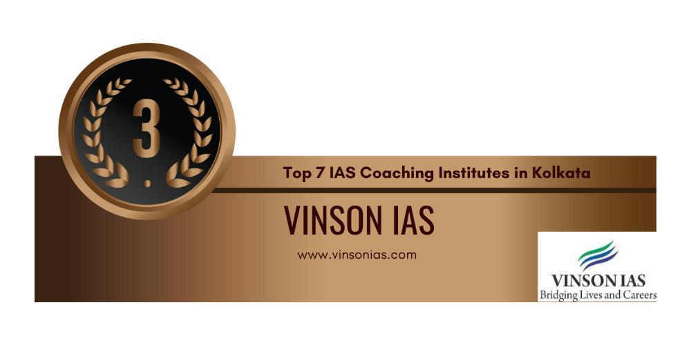 rank 3 ias coaching institutes in kolkata
