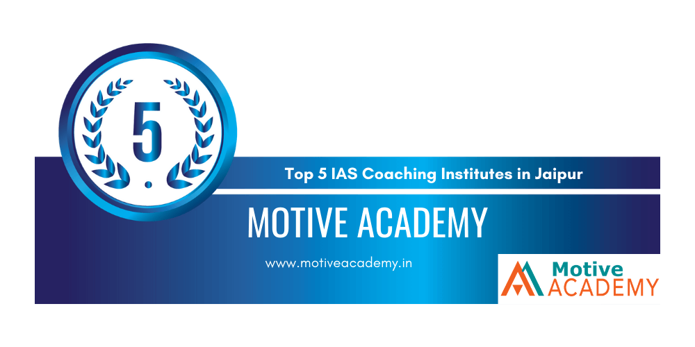 rank 5 ias coaching institutes in jaipur