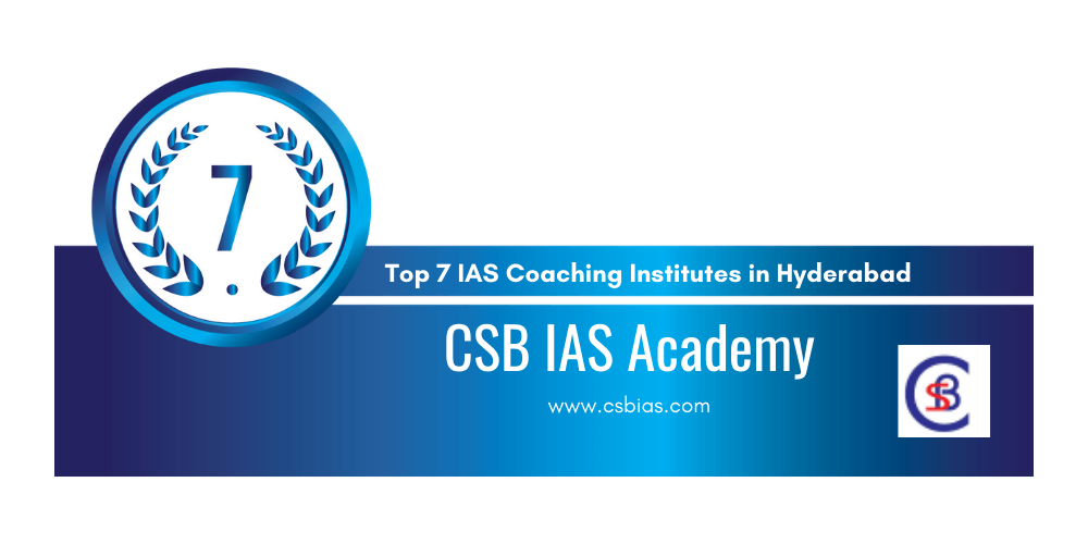 rank 7 ias coaching in hyderabad
