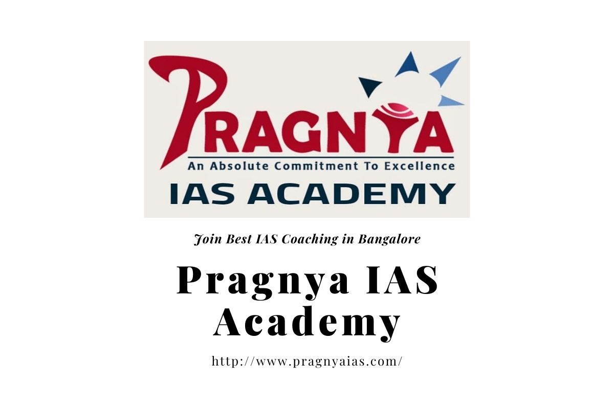 AD Pragnya IAS Academy Join Best IAS Coaching in Bangalore