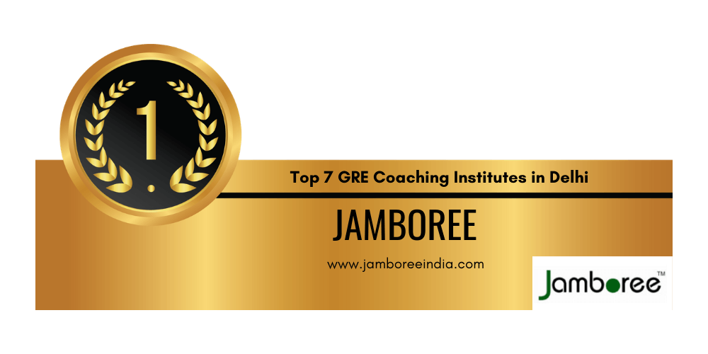 rank 1 gre coaching in delhi